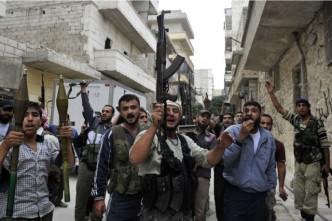 opposition syrienne