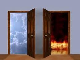l'enfer et le paradis