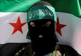 rebelle syrie