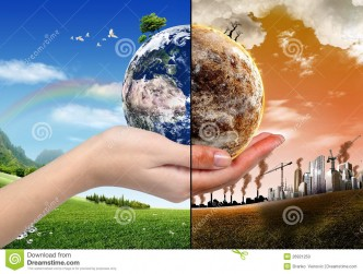 global-warming-pollution-concept-26921250