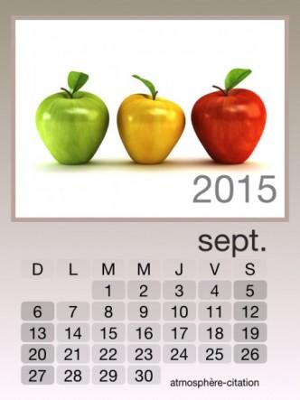 septembre 2015