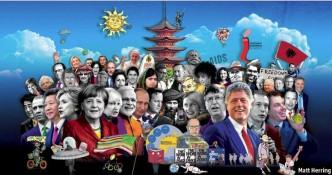 COUVERTURE THE ECONOMIST 2016