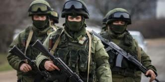 soldats russes en ukraine