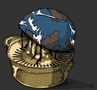 terre épuisée