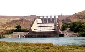 Barrage de Mossoul wiki