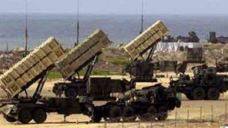 missiles américains