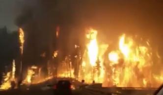 incendie Alberta
