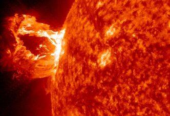 eruption-solaire